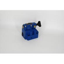 Válvula de control de presión hidráulica