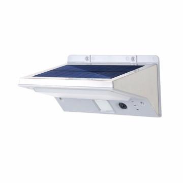 Veilleuse avec détecteur de mouvement et lumière solaire