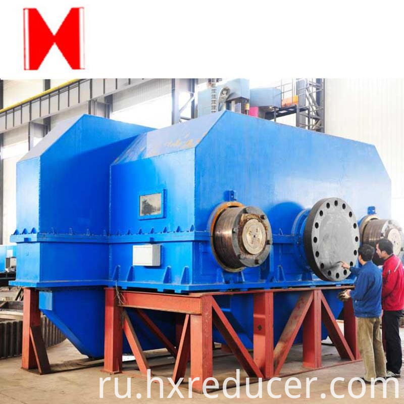parallel shaft reducer