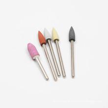Wholesale Ceramic Set Pink Corundum Bit Manicure Machine Nail Drill