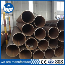 Structure welded 22 inch steel pipe made in China