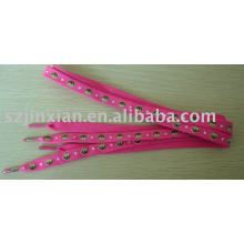 Shoelaces for adorn article