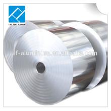 Precio barato en stock hoja de bobina de aluminio por tonelada