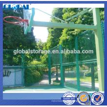 Расширенная стальная сетка заборная/мастерская изолированной системы забор