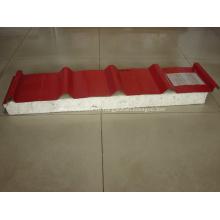 EPS и Rockwool сэндвич для кровельных стеновых панелей