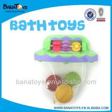 Brinquedo de banho de jogo de água de basquete