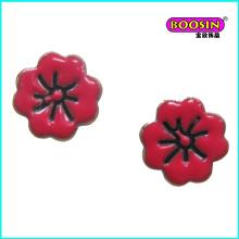 Custom Made Wholesale Fashion Zinc Alloy Stud Earring for Girl