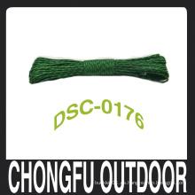 2015 nueva cuerda del paracord del color 550 fuente directa de la fábrica