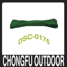 2015 new color paracord rope 550 factory direct supply