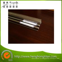 Труба ASTM b338 теплообменного аппарата чистого титана бесшовные капиллярные трубы Гр2