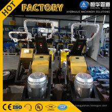 Máquina de pulido concreta de alta velocidad de pulido 380V de la máquina del almacenador intermediario