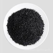 Désulfuration du charbon actif et dénitrification
