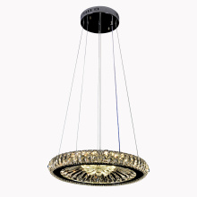 Wireless remote control cristal chandelier