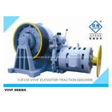 Motor da engrenagem YJF310Z VVVF elevador