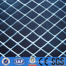 Kalis air Anti-Rust Metal Wire Mesh tahan lama Expanded Metal Mesh