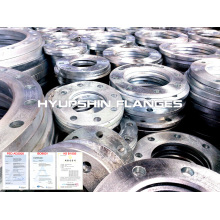 Backing Flange Ring BR Hot Dip Galvanizing HDG