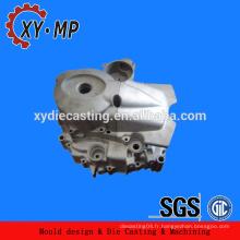 Usinage CNC pièces détachées moto universelles moule moulé sous pression en aluminium