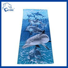 100% Cotton Shear Beach Towel (QHA5509)