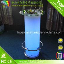 Table d'événement de LED / meubles d'événement / partie souple