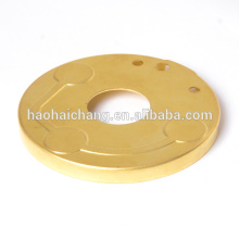 Custom metal stamping split pipe flange
