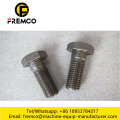 Excavator Plow Bolt with Nut (4F3651)