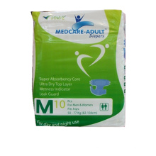 Yijia Super absorbency china effectively to prevent the side lealage disposable cheap adult diaper