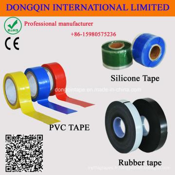 Fabricant professionnel de ruban isolant électrique PVC et caoutchouc