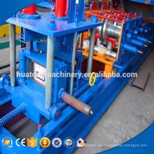 Máquina de formación de correa afilada de calidad confiable c / z