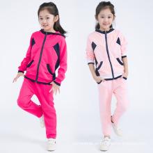 2016 Frühling Herbst Großhandel Mode Casual Anzüge für Mädchen