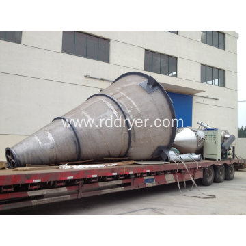 Centeral Spraying Type Conical Screw Mixer