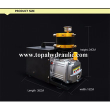 High pressure breathing mobile dental 300Bar air compressor