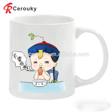 Funny design 11oz ceramic stoneware decorative mug