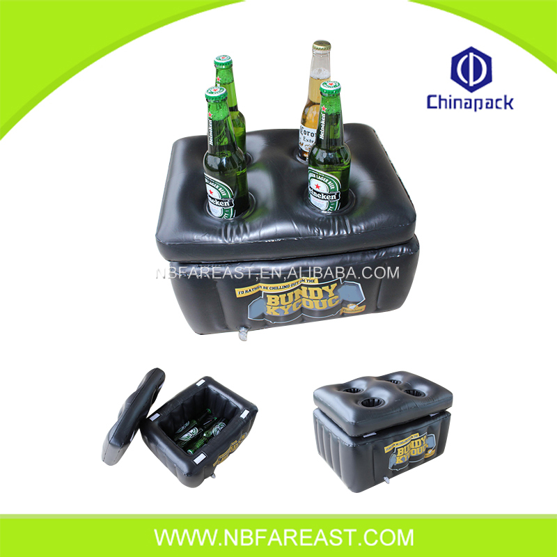Wholesale high quality inflatable small ice bucket