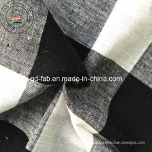 Linen/Cotton Yarn Dyed Fabric (QF13-0760)