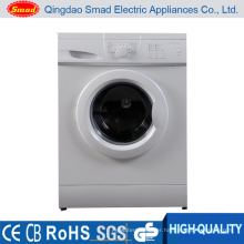 front loading automatic household washing machine with dryer