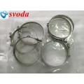 Braçadeiras ajustáveis em tubo de aço inox Terex 09003803