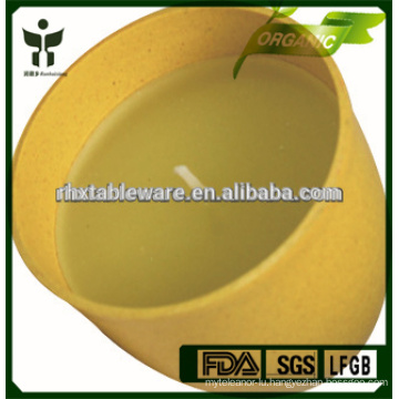 BAMBOO FIBER Candle Holder for Home Decoration
