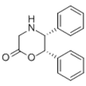 (5R,6S)-5,6-Diphenyl-2-morpholinone CAS 282735-66-4
