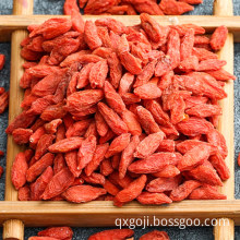 Organic dried lycium barbarum fruit for skin