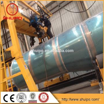 aluminum tank welding machines