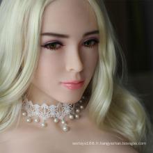 Poupées d'amour réalistes poils pubiens pour hommes poupées sexuelles transexuelles en silicone