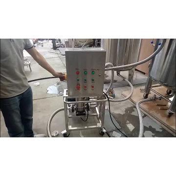 Système de nettoyage pharmaceutique CIP en acier inoxydable