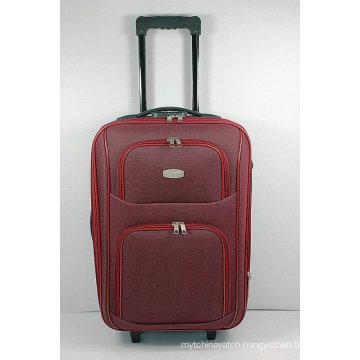 Soft EVA External Trolley Travel Trolley Bag