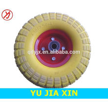 3.50-4 PU FOAM WHEEL pour le camion de main