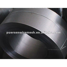 S235JR Metal chapa perforada de acero inoxidable () Fabricante