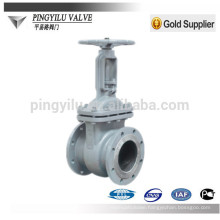 Z41H-16C Gost Cuniform WCB carbon steel gate valve with prices