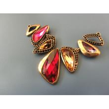Grânulo da jóia frouxa para acessórios da jóia de cristal