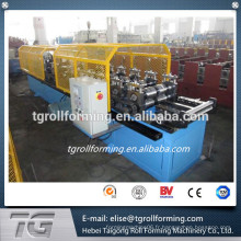 Machine de fabrication de bouchon en aluminium, machine de crête de toit, chaine de toit métallique machine de formage de rouleaux