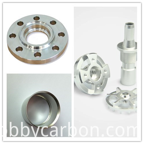 high precision CNC alu parts