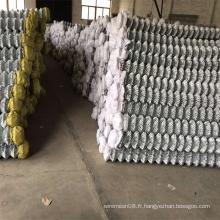 Clôture de sécurité à mailles galvanisées Electro
